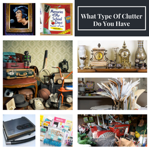 types of clutter 300 x 300